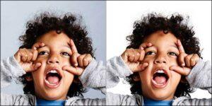 Photoshop Image Masking Example