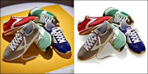 Product Image Editing Example